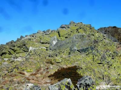 Peña Citores-Cumbres y Lagunas Peñalara; parque natural tablas de daimiel clubs de montaña fotos